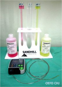 24 časovna pH metrija Iimpendanca Jednjaka