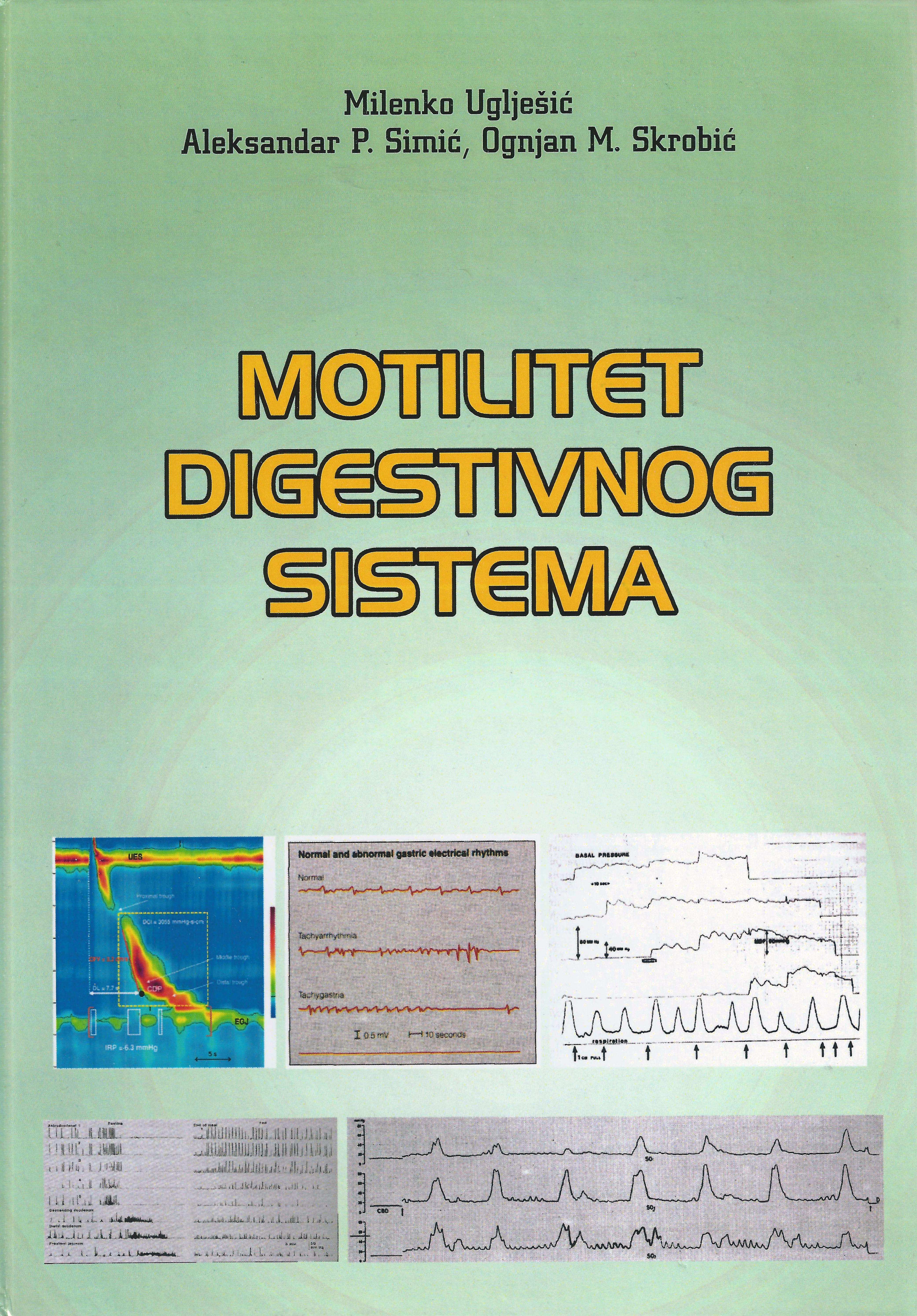 Motilitet Digestivnog Sistema
